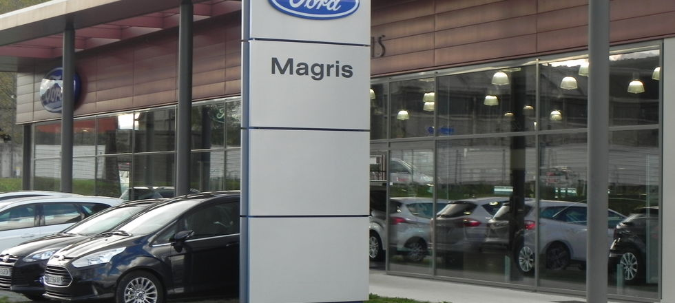 CONCESSION FORD MAGRIS - GIVORS